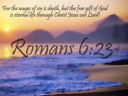 Romans 6--23