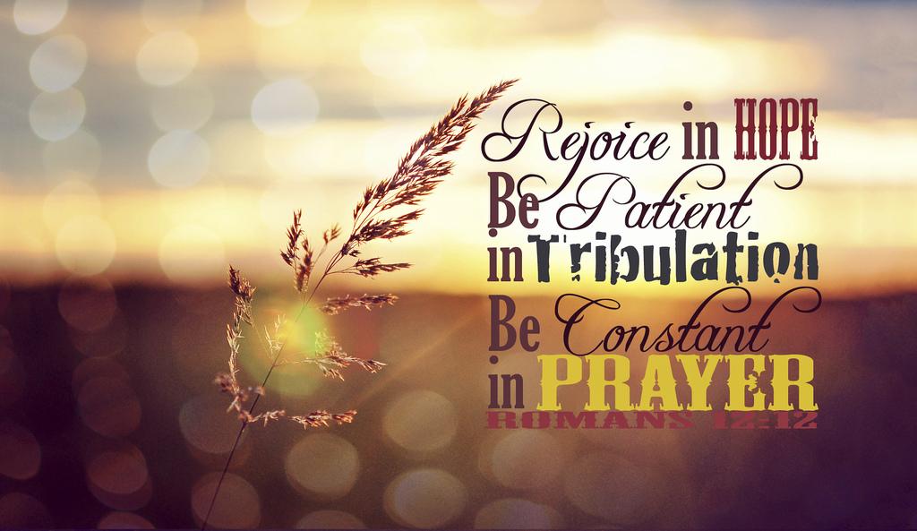 Romans 12--12