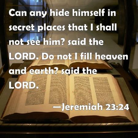 Jeremiah 23--24