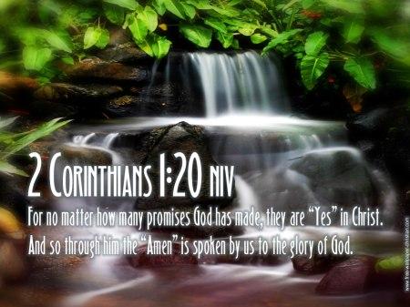 2 Corinthians1--20
