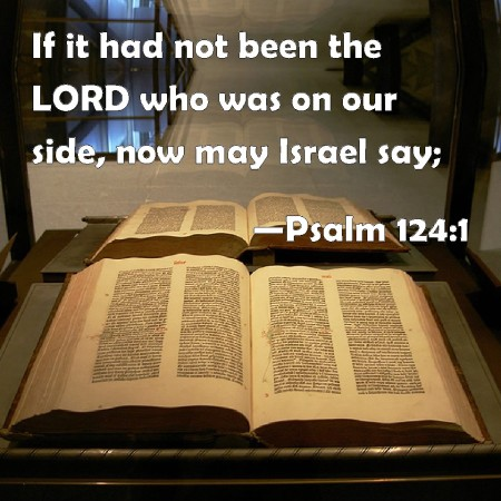 Psalm 124--1
