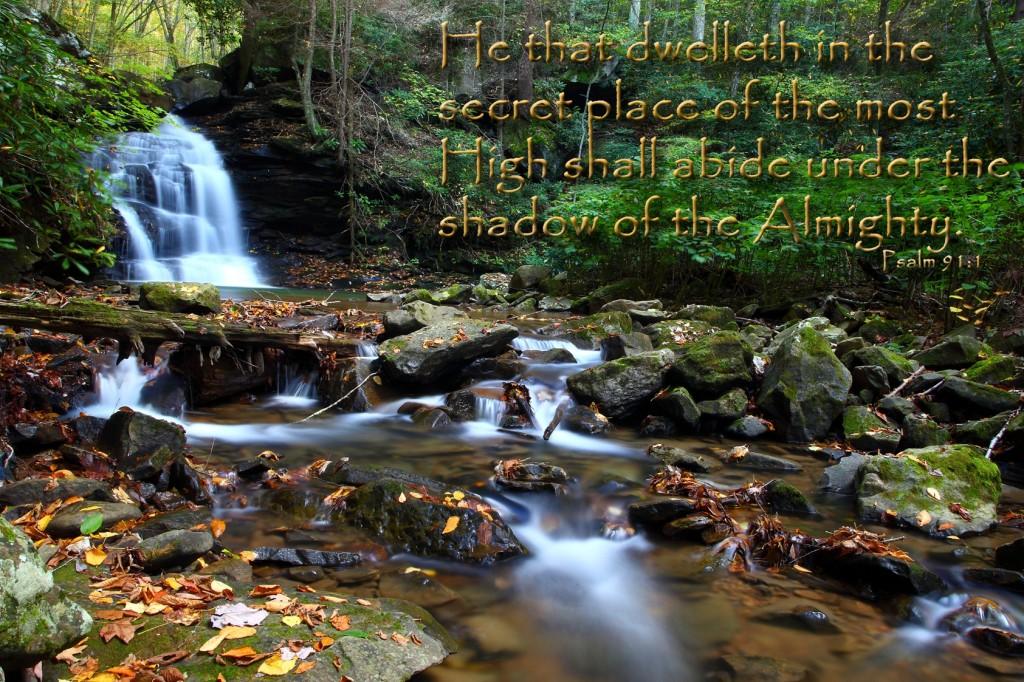 Psalm 91--1 new