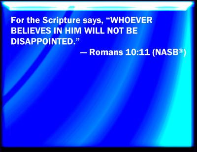 Romans 10--11