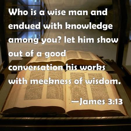 James 3--13