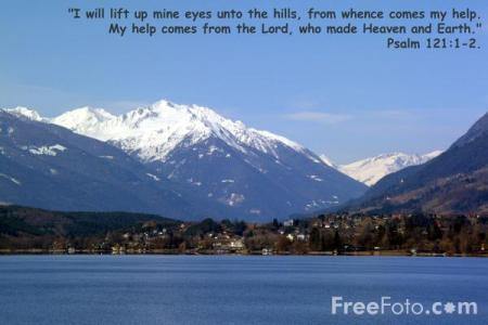 Psalm 121--1-2