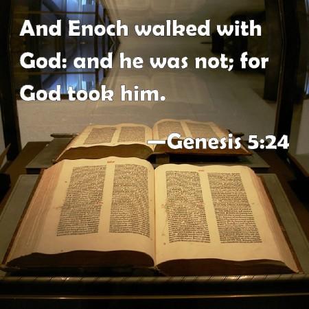Genesis 5--24