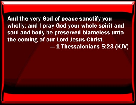 1 Thessalonians_5-23