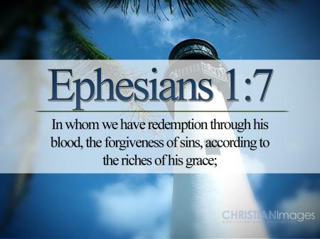 Ephesians-1 7